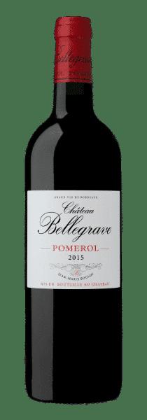 Chateau Bellegrave - bouteille 2015