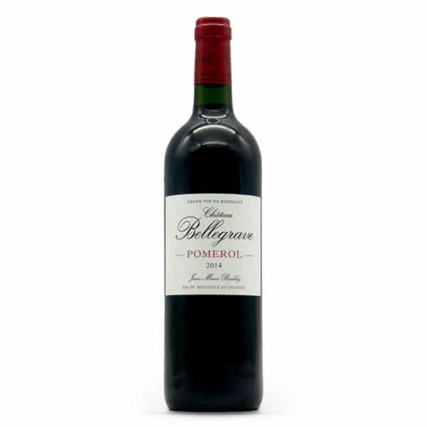 Château Bellegrave 2014, Pomerol, Grand Vin de Bordeaux