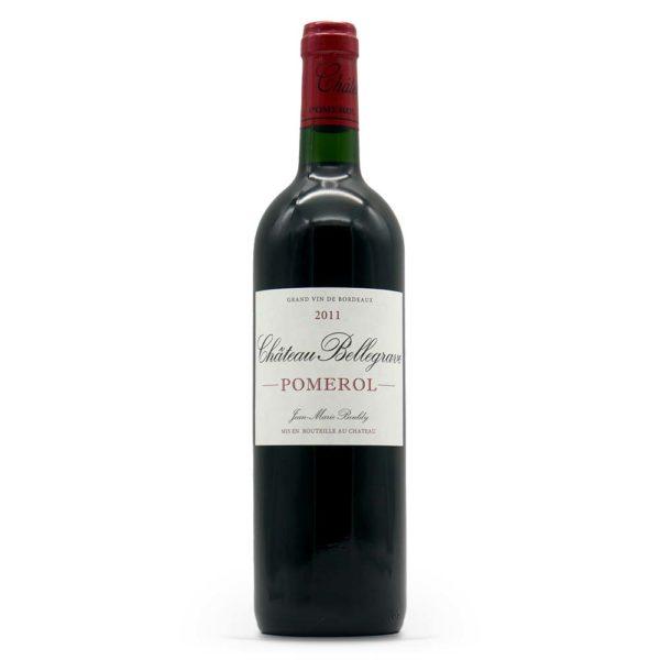 Château Bellegrave 2011, Pomerol, Grand Vin de Bordeaux