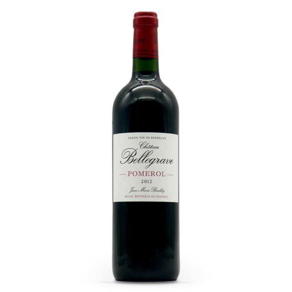Château Bellegrave 2012, Pomerol, Grand Vin de Bordeaux