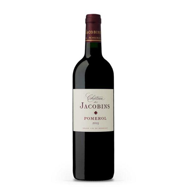 Château des Jacobins 2015, Pomerol, Grand Vin de Bordeaux