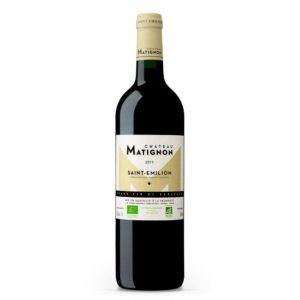Château Matignon 2015, Saint-Emilion, Grand Vin de Bordeaux